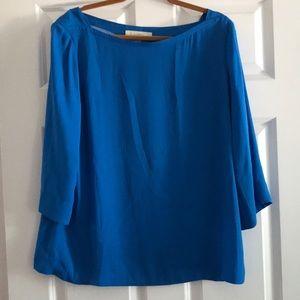 3/4 sleeve loft blouse